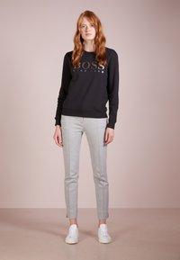 BOSS - TALABOSS - Sweatshirt - open blue - 1