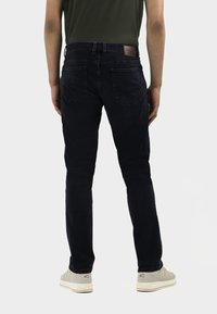 camel active - RELAXED - Relaxed fit jeans - indgo dark blue used - 0