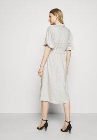 Expresso - DELANY - Shirt dress - steel grey melange - 2