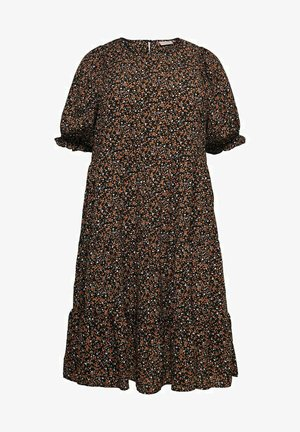 CARNORI KNEE - Day dress - black