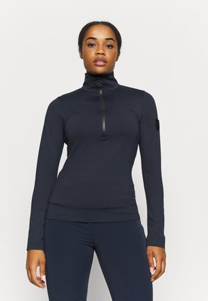 WIEKA - Bluza z polaru - midnight