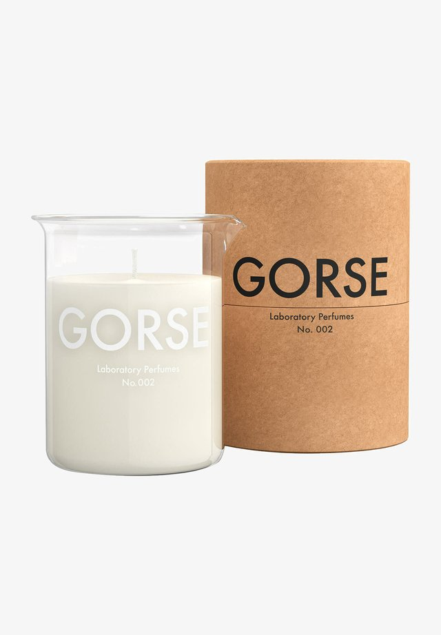 LABORATORY PERFUMES KERZE GORSE CANDLE - Scented candle - -