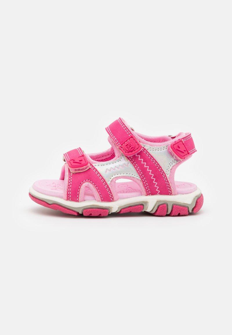 Pax - WAVE UNISEX - Sandales de randonnée - pink/silver