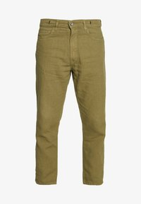YMC You Must Create - TEARAWAY - Džíny Relaxed Fit - olive - 4