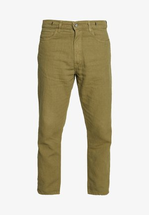 TEARAWAY - Džíny Relaxed Fit - olive