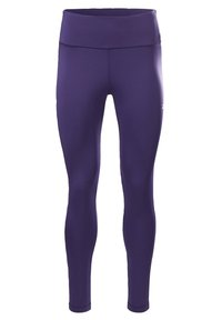 Reebok - LUX SPEEDWICK LEGGINGS - Leggings - purple - 6