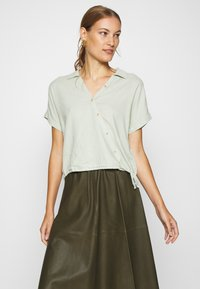Mavi - Button-down blouse - sea foam - 0