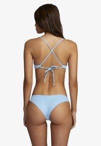 RVCA - SOLID CHEEKY  - Bikini bottoms - blue sky - 2