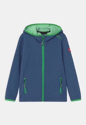 SOGNDAL UNISEX - Training jacket - navy/green