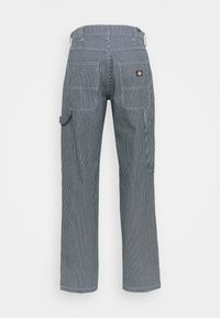 Dickies - GARYVILLE HICKORY - Jeans fuselé - hickory - 1