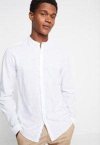 Lindbergh - MANDARIN - Shirt - white - 0