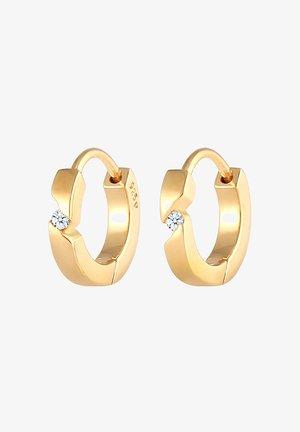 HOOPS CLASSIC - Oorbellen - gold