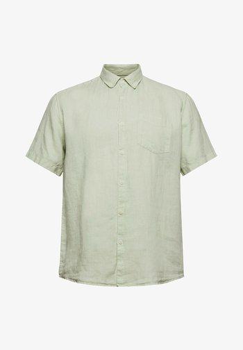 Shirt - pastel green