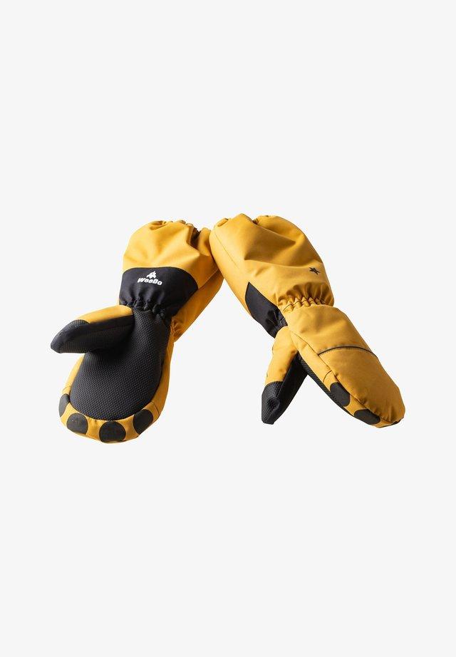 Handschoenen - lion brown