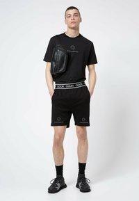 HUGO - ROCKET GR - Bum bag - black - 0