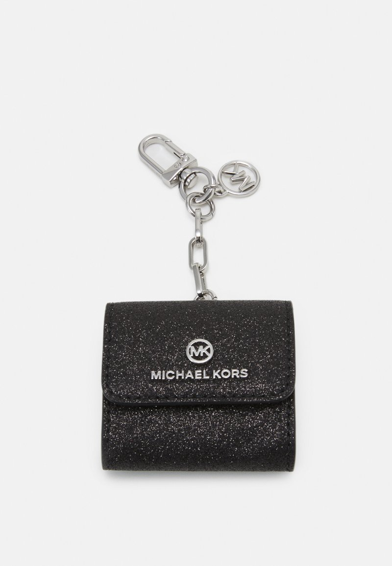 MICHAEL Michael Kors - TRAVELS CLIPCASE FOR AIRPODS - Andet - black