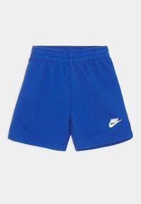 Nike Sportswear - COLOR BLOCKED SET UNISEX - Tracksuit - game royal - 2