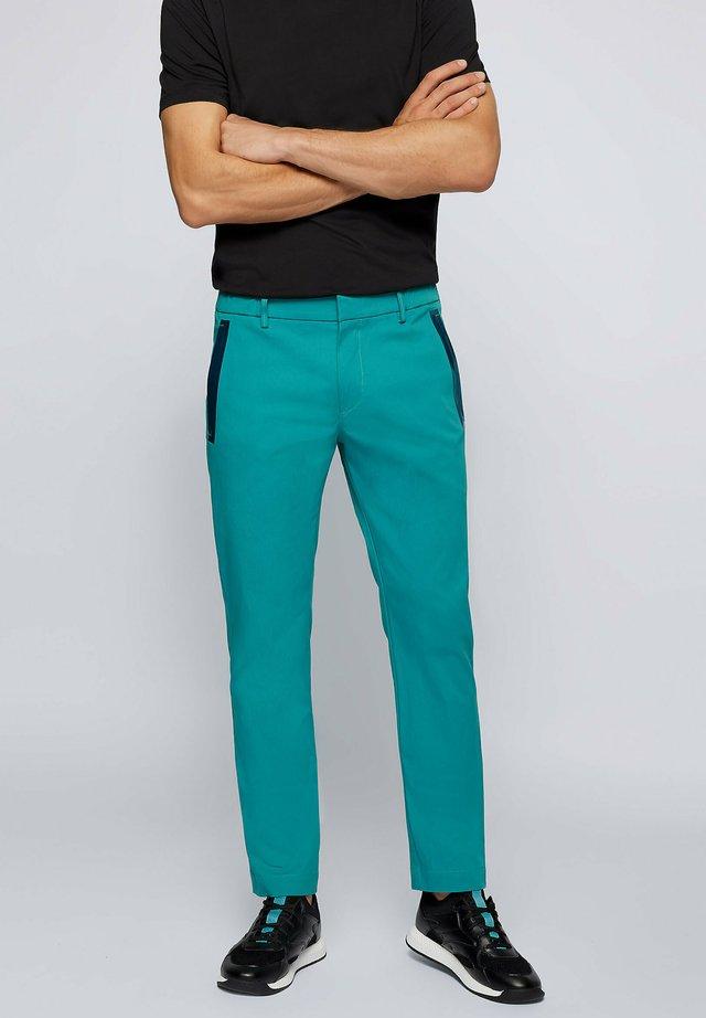 ROGAN - Chinos - turquoise