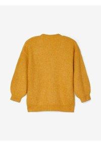 Name it - Cardigan - spruce yellow - 1