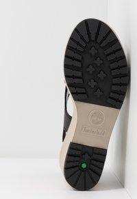 Timberland - KORALYN CROSS BAND - High heeled sandals - black - 4