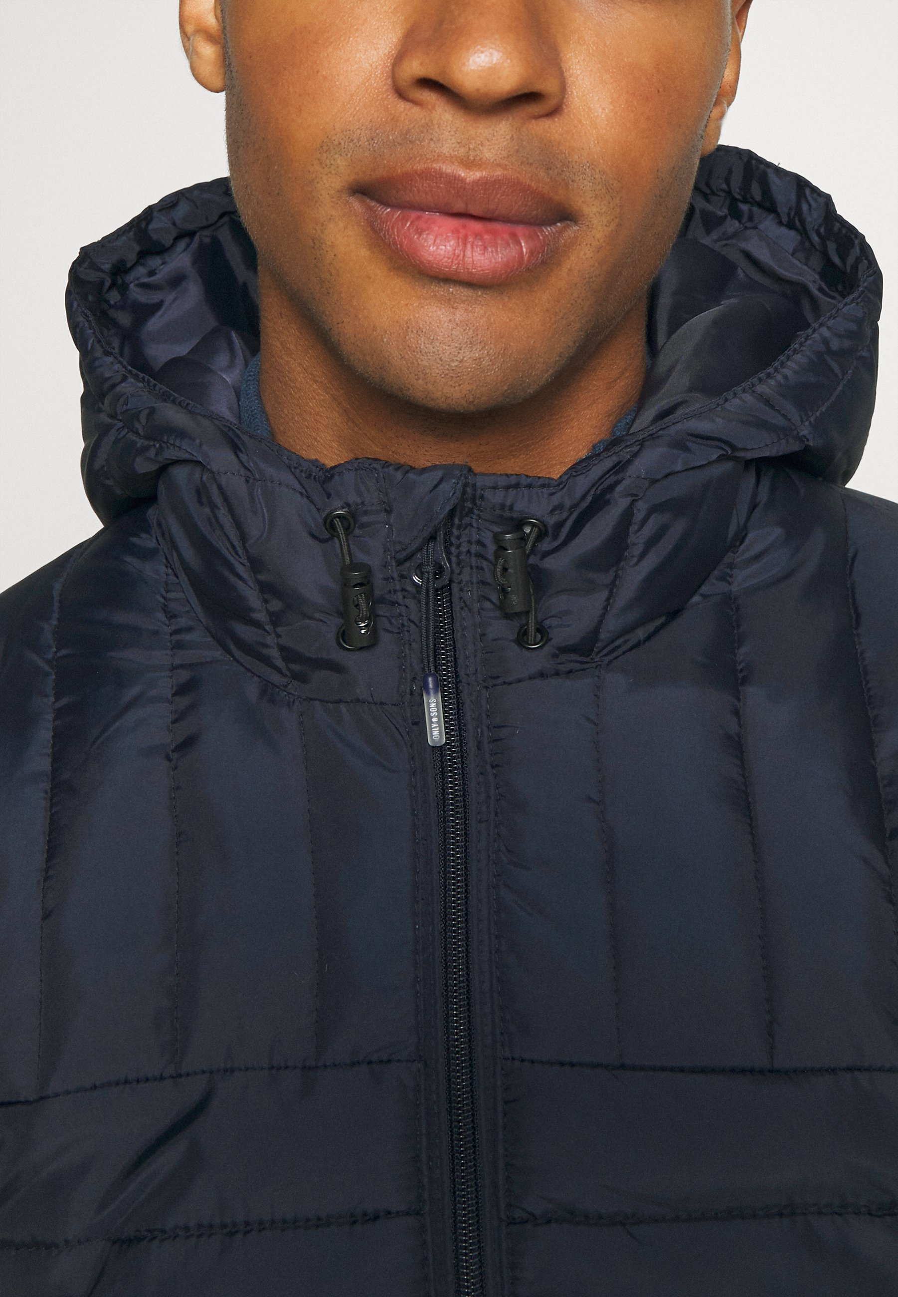 Uomo ONSPAUL QUILTED HOOD JACKET - Giacca invernale