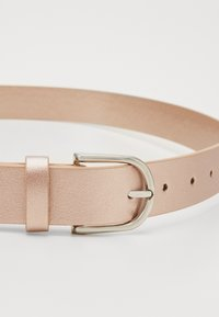 Anna Field - Belt - rose gold - 2