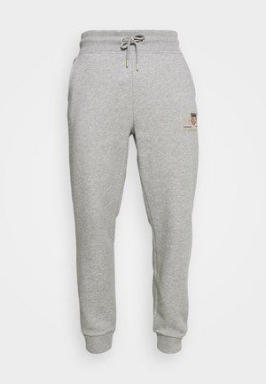 ARCHIVE SHIELD  - Teplákové kalhoty - grey melange