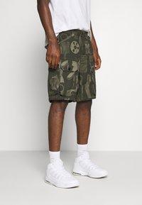 G-Star - JUNGLE CARGO - Shorts - olive/khaki - 0