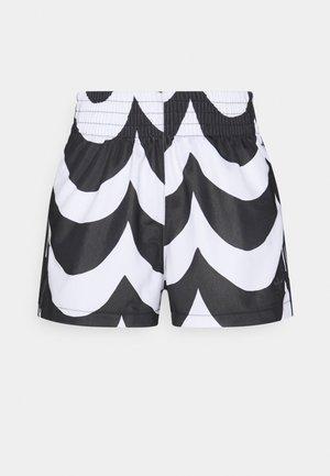 X MARIMEKKO - Shorts - black/white