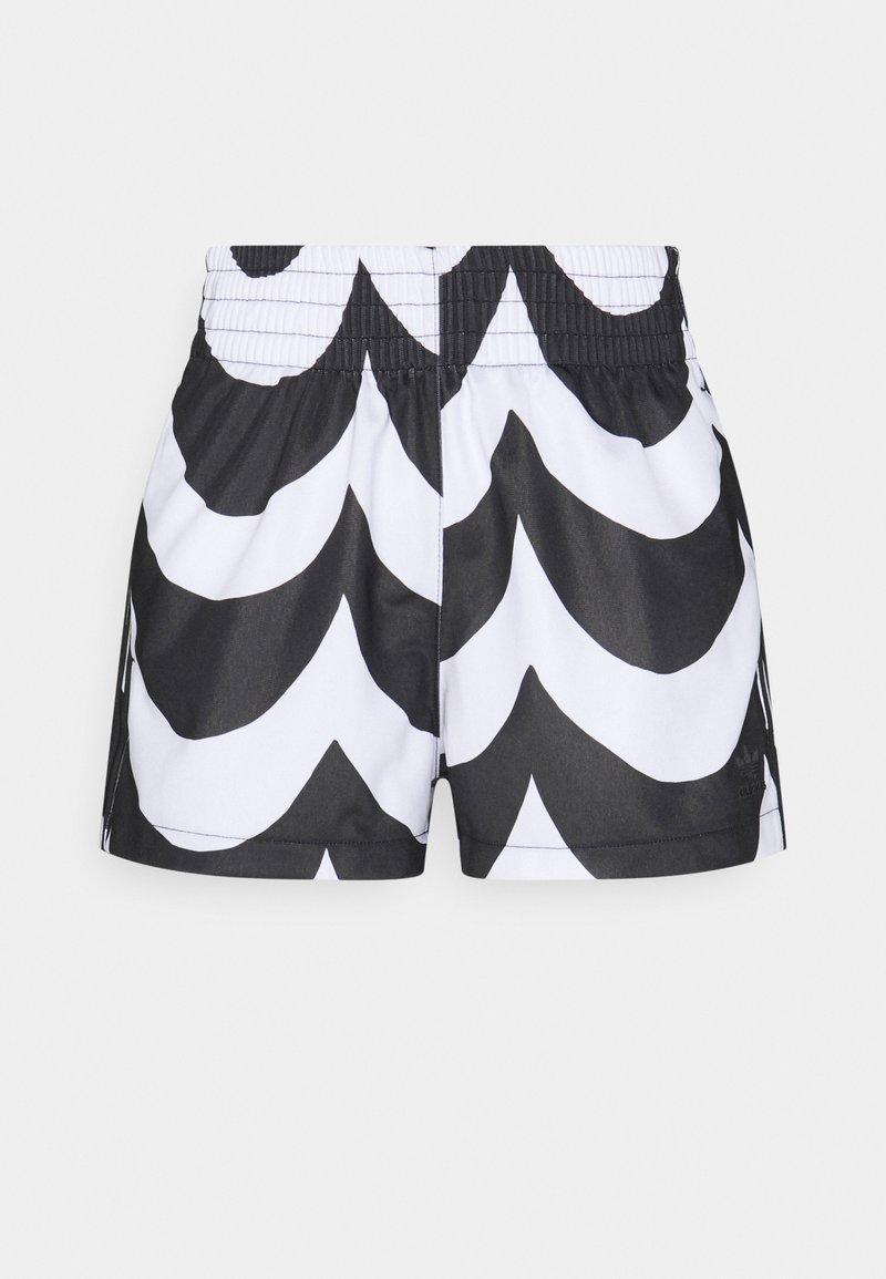 adidas Originals - X MARIMEKKO - Shorts - black/white