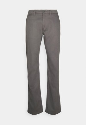 STRUCTURE  - Trousers - castlerock grey