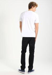Edwin - JAPANESE SUN UNIAWY - Print T-shirt - white - 2