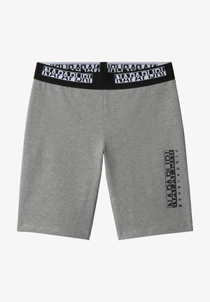 Shorts - medium grey melange