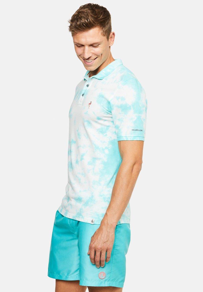 Colours & Sons - PHIL - Polo shirt - pistazie
