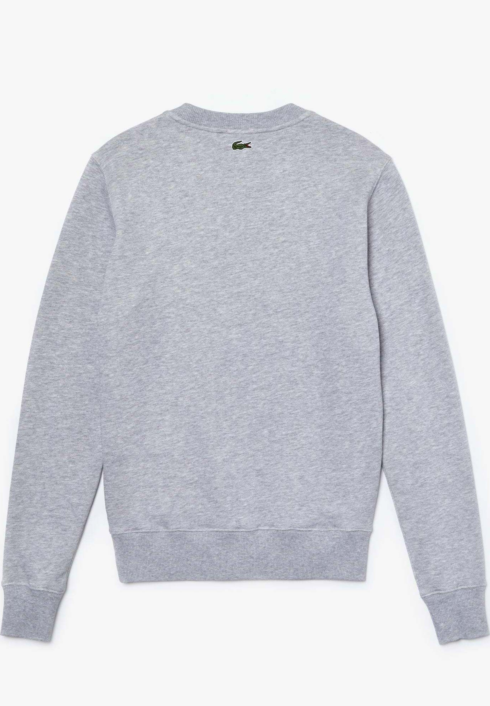 Lacoste LIVE Sweatshirt - gris chine - ZALANDO.