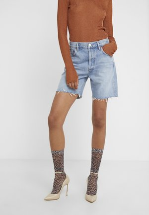 RUMI MID LENGTH - Denim shorts - renewal
