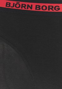 Björn Borg - NEON SOLID SAMMY 3 PACK - Underkläder - black beauty - 6