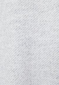 Bershka - Klassisk kappa / rock - grey - 5