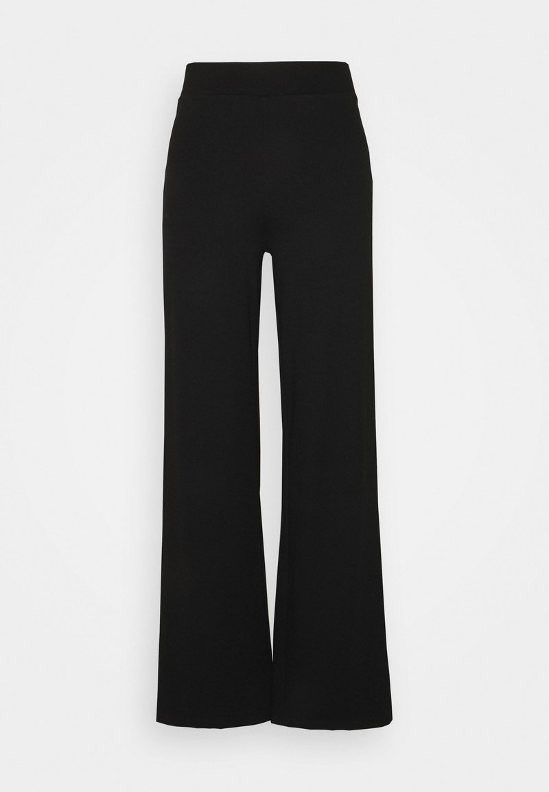 Gina Tricot Tall - LAURA TROUSERS - Trousers - black