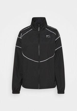 FLY JACKET - Træningsjakker - black/white