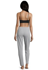 Schiesser - Pyjama bottoms - grau - 2