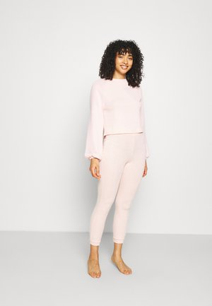BALLOON SLEEVE JOGGER LOUNGE - Pyjamas - blush