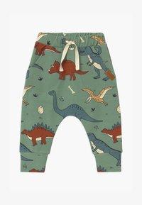 Walkiddy - FUNNY DINOSAURS - Pantalon classique - green - 0