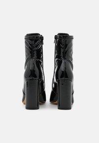 ALDO Wide Fit - AURELLANE - Bottines - black - 3