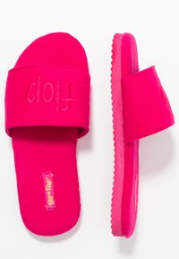 flip*flop - POOLY LOGO - Slippers - very pink - 3