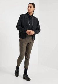 OLYMP - Formal shirt - schwarz - 1