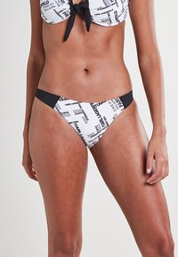 KARL LAGERFELD - Bikini bottoms - white - 0