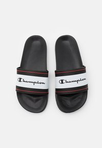 Champion - CLEARWATER - Chanclas de baño - new black - 3