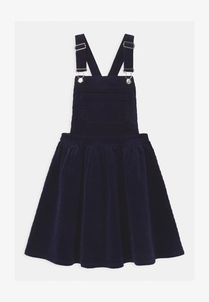 Day dress - blue dark