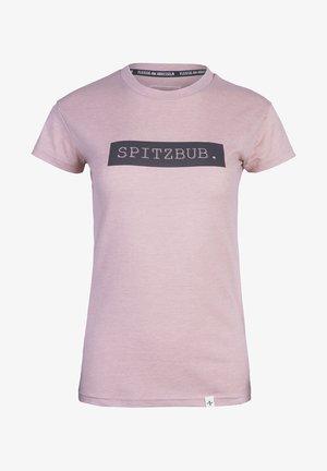 SIEGLINDE - T-shirt print - pink